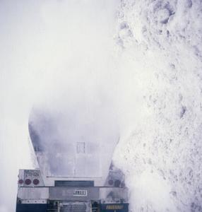 Liquid nitrogen spill