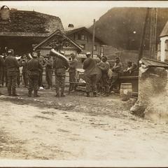 Die Regiments-Musik der Tiroler Standschützen