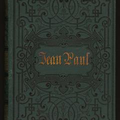 Jean Pauls ausgewählte Werke, v. 2