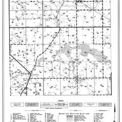 Parts of towns of Harrison and Woodville