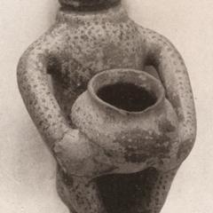 Ancient Primate Pot