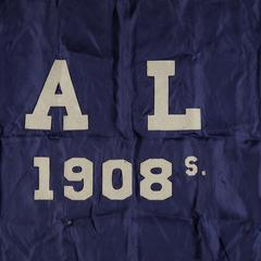 Yale University Class of 1908 banner