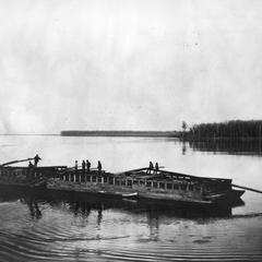 Unidentified Flatboat