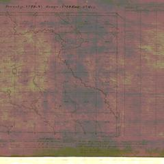 [Public Land Survey System map: Wisconsin Township 29 North, Range 12 East]