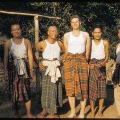 Pak Tha trip in sarong