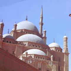 Muhammad Ali Mosque (1830-57 A.D.), Cairo