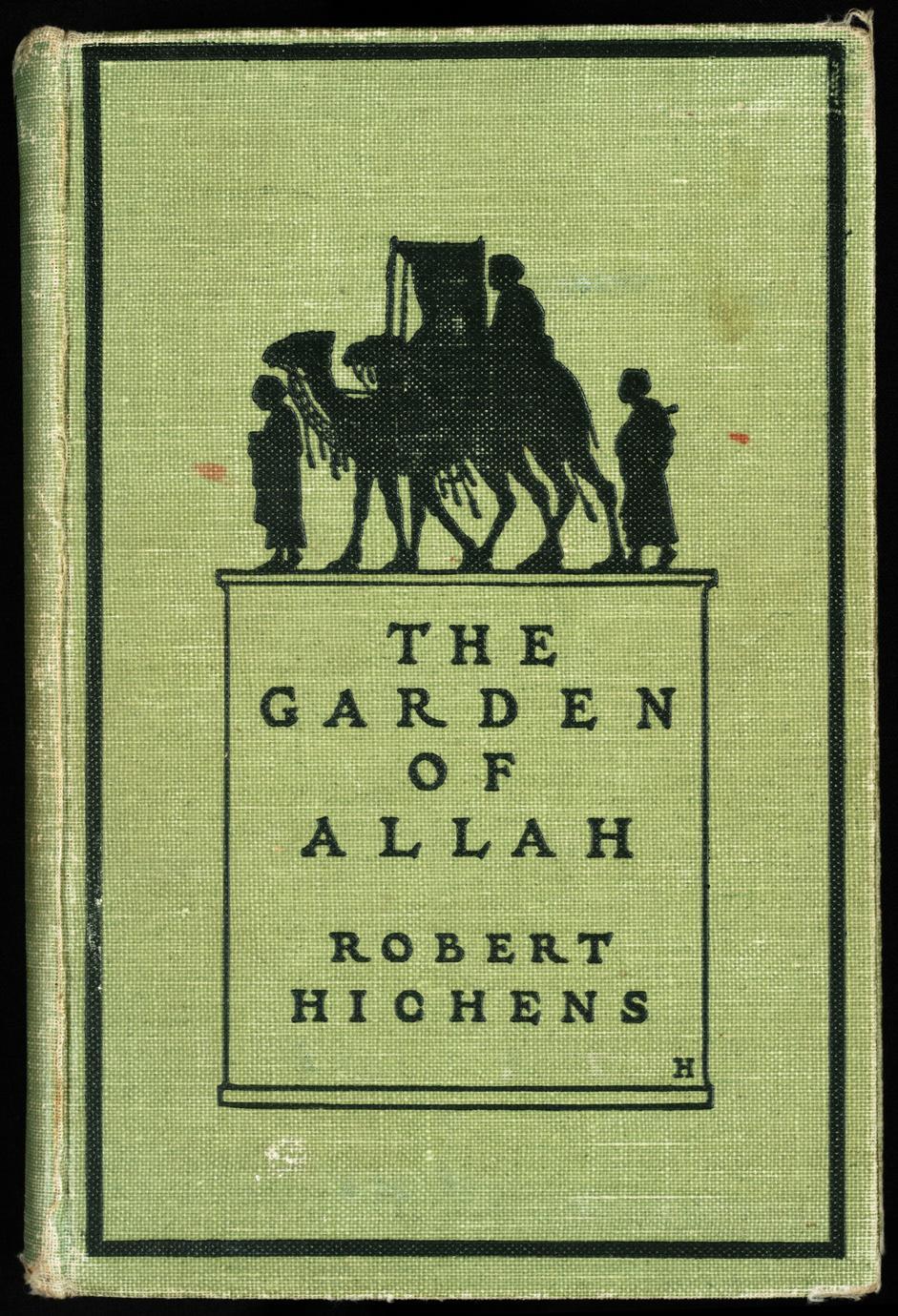 The garden of Allah (1 of 2)