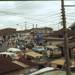 City Streets of Ibadan