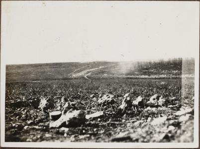 Bei Douaumont gegen die Totenschluct