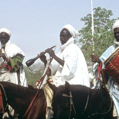 Emir's Musicians at Big Sallah Celebration