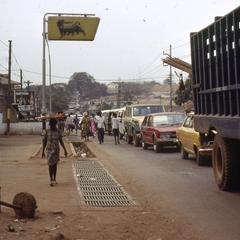 Traffic in Ibadan