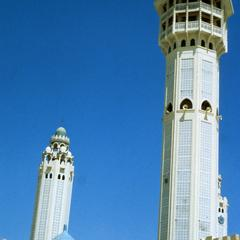 Minarets on the Great Mosque