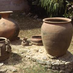 Pottery at the Institute of African Studies