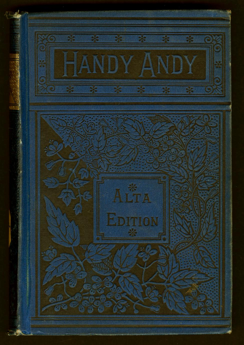Handy Andy : a tale of Irish life (1 of 2)