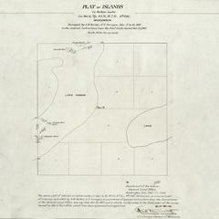 [Public Land Survey System map: Wisconsin Township 43 North, Range 07 East]