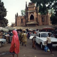 Central Bamako Market