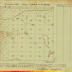 [Public Land Survey System map: Wisconsin Township 14 North, Range 17 East]