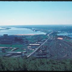 Harbor view, Lake Superior