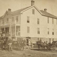 New Glarus Hotel, late 1800s