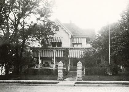 Samuel A. Cook Home