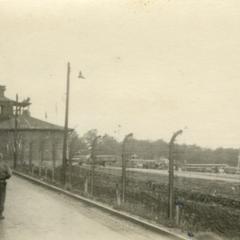 Buchenwald, a German concentration camp