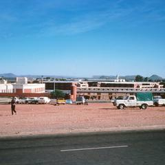 Hostel for Migrant Laborers (Men Only) in Katutura Township, Windhoek