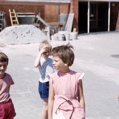 Danish schoolgirls