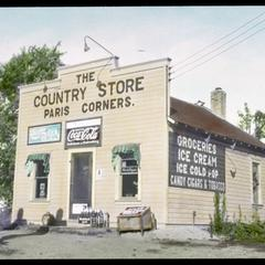 Country Store in Paris Corners