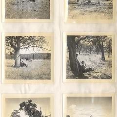 Hunting scenes from Chihuahua wilderness, January 1938