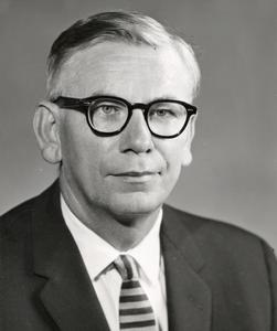 H. Edwin Young, chancellor and president