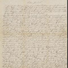 [Letter to Jakob Sternberger, February 5, 1851]