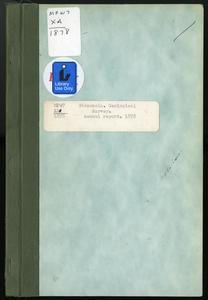 Annual Report of the Wisconsin Geological Survey for the year 1878
