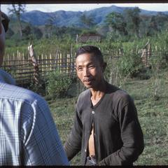 Muang Kasy : trip to dam--villager