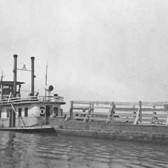 Adeline (Packet, Towboat, 1910-1913)