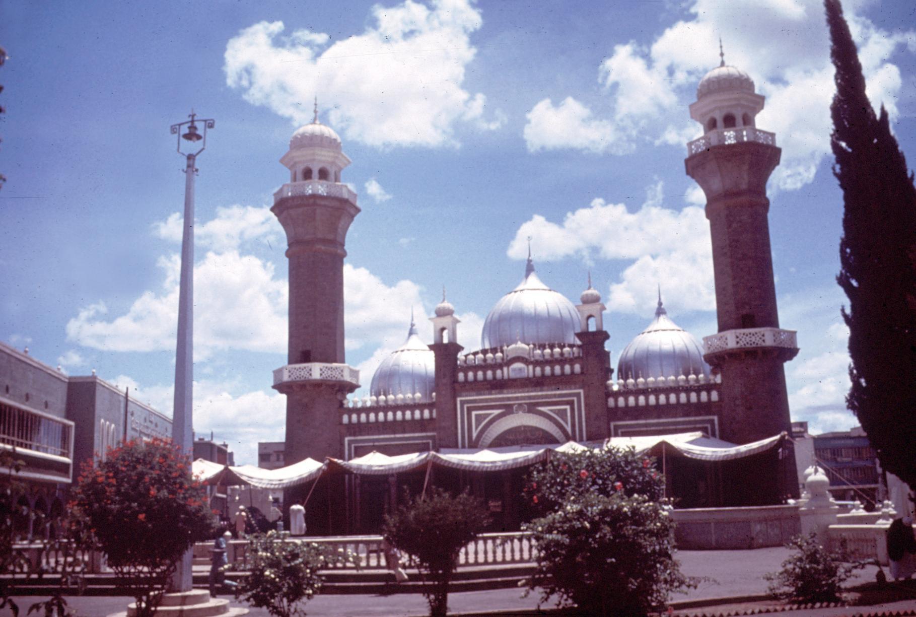 A Mosque in Nairobi