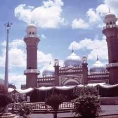 A Mosque in Nairobi