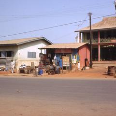 Small shop on Okesa Street