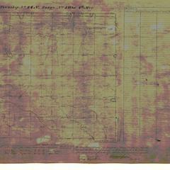 [Public Land Survey System map: Wisconsin Township 24 North, Range 05 West]