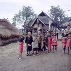 Akha children