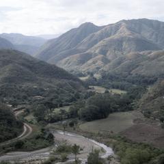 Valley Río Grande, south of El Progreso