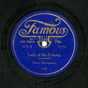 Lady of the evening