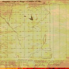 [Public Land Survey System map: Wisconsin Township 30 North, Range 10 West]