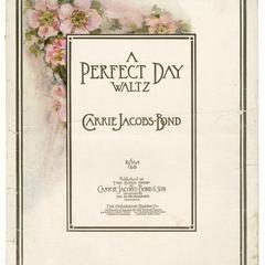 Perfect day waltz
