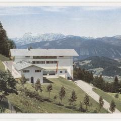 [Hitler's retreat, the Berghof, near Berchtesgaden]