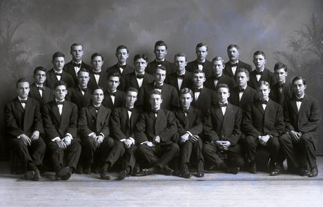 Fraternity Alpha Tau Omega, 1908