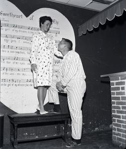Sigma Chi pajama party