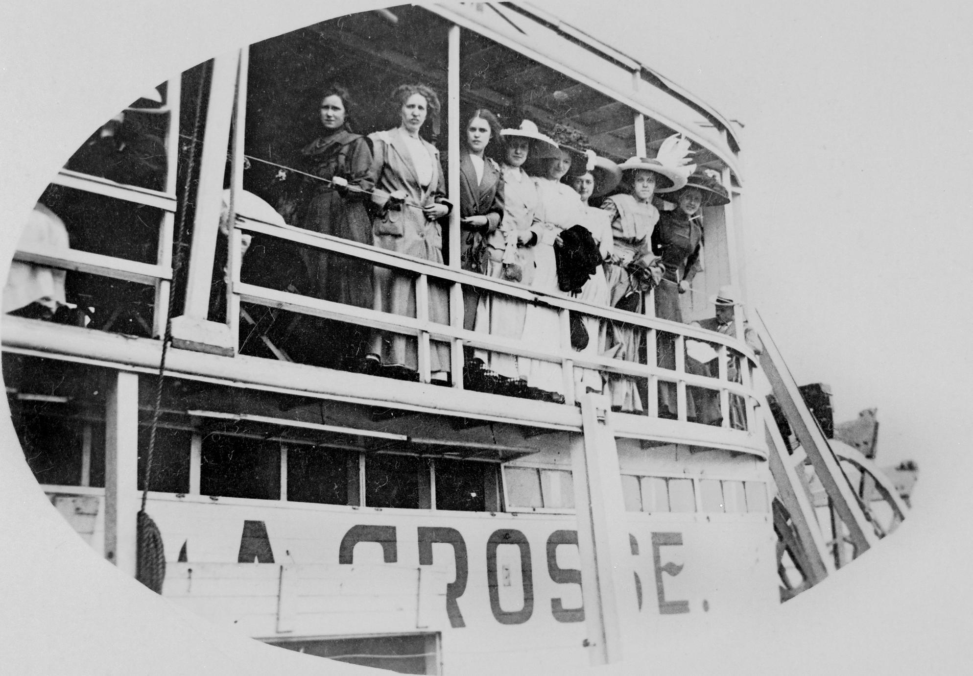 La Crosse (Packet, 1907-1914)