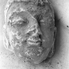 NG342, Head of the Buddha