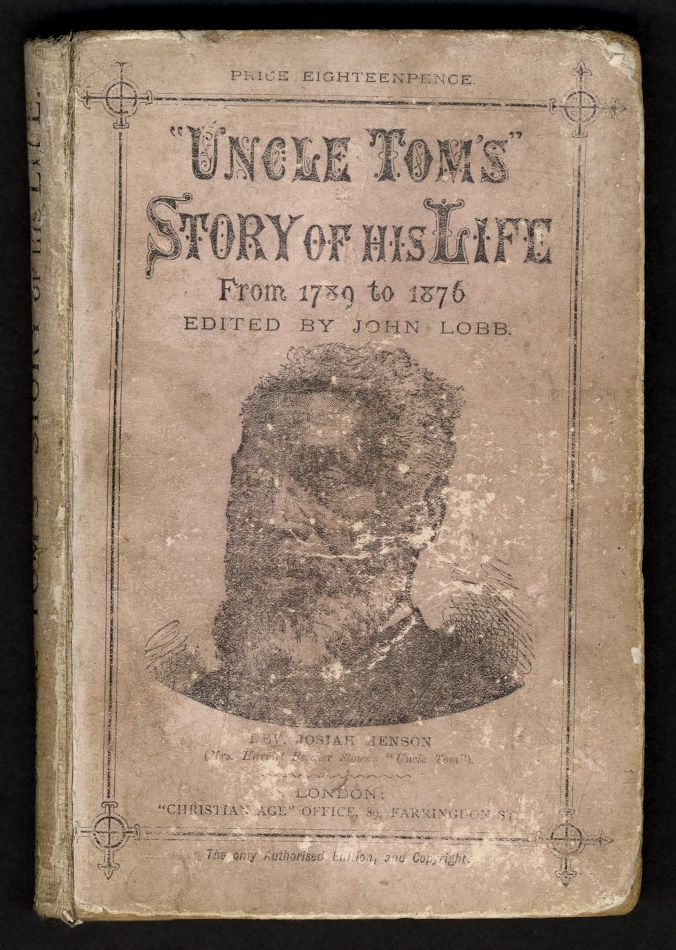 Uncle Tom's story of his life (1 of 4)