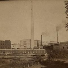 N. R. Allen's Sons Tannery exterior